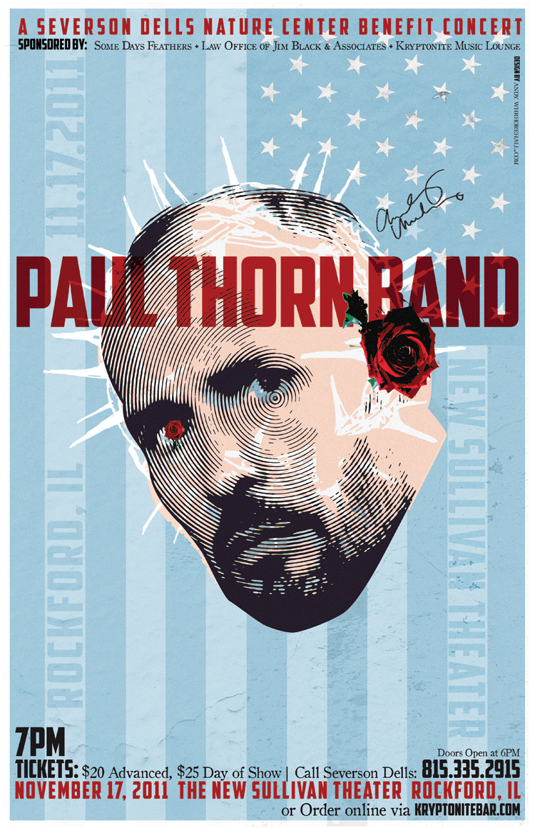 Paul Thorn Tour Dates